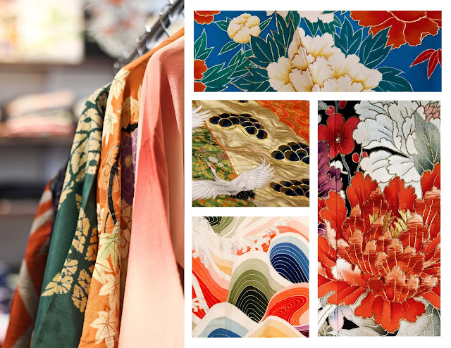 pivoine,fleurs,motifs,kimono,vintage,montreal,usagé,blog,anthracite-aime