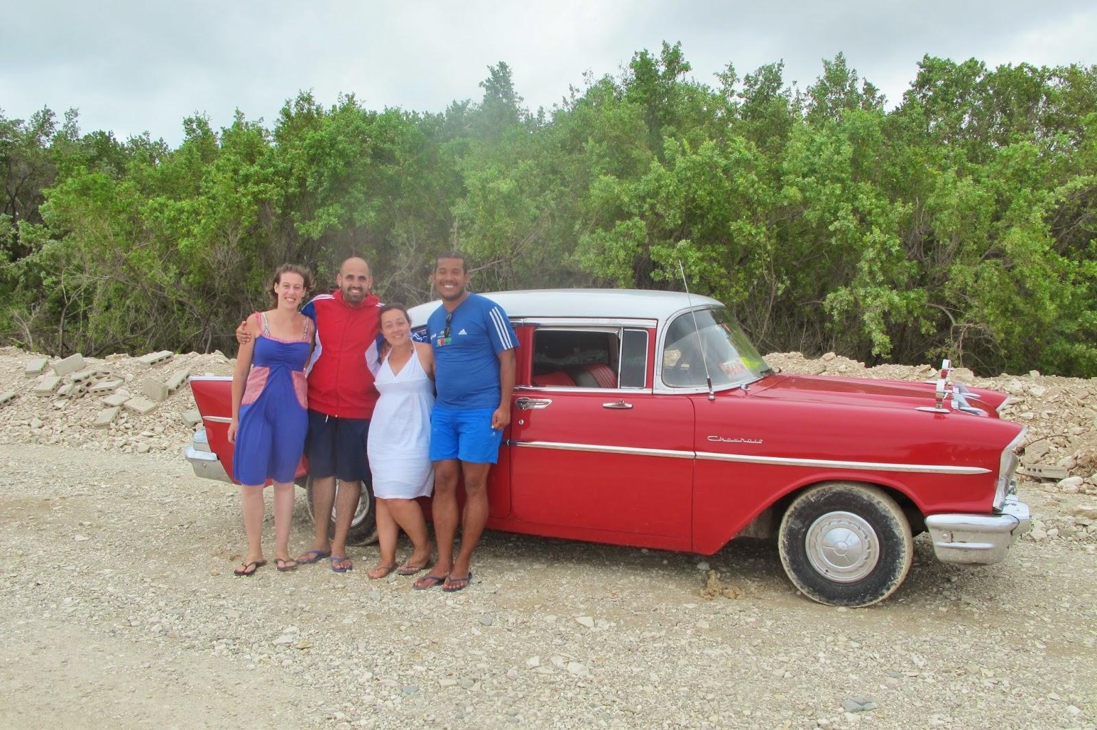 Cayo de las Brujas, no Cayo Santa Maria, em Cuba.