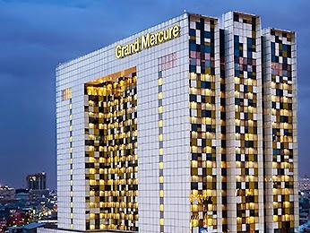 Hotel Mercure Jakarta, Mudahnya Akses Tempat Belanja