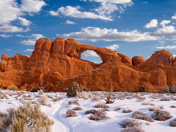 kış resimleri amerika