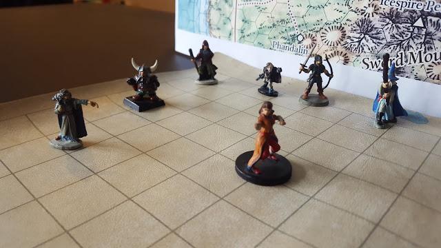 The Lost Minds react to hobgoblin ambush outside Neverwinter Wood
