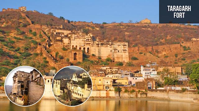 Taragarh Fort and Bindi Palace