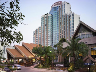 Pullman Raja Orchid Hotel in Khon Kaen, Thailand
