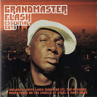 Grandmaster Flash – Essential Cuts (2005) (CD) (FLAC + 320 kbps)