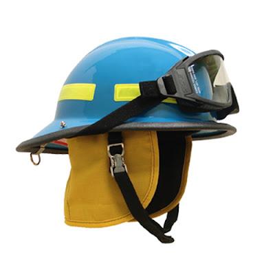 Cairns 660C Metro modern fire helmet