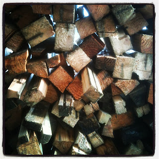 Forage wood, be prepared, stay warm.