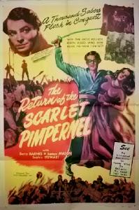 El retorno de la Pimpinela Escarlata (1937) Descargar y ver Online Gratis