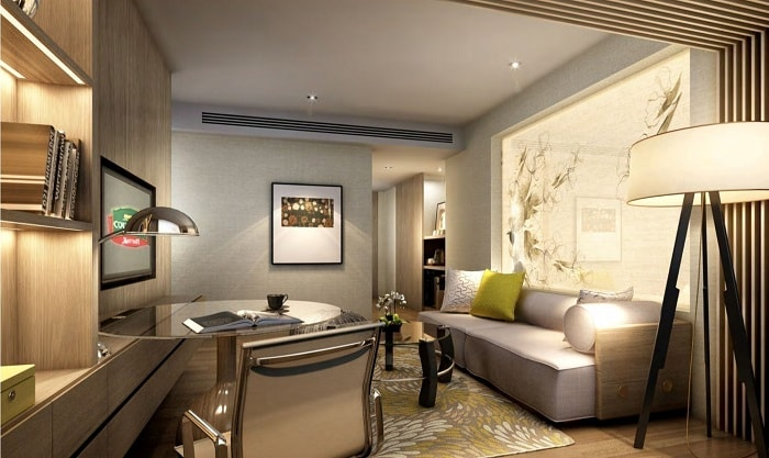 Junior Suite Room of the Courtyard by Marriott Iloilo