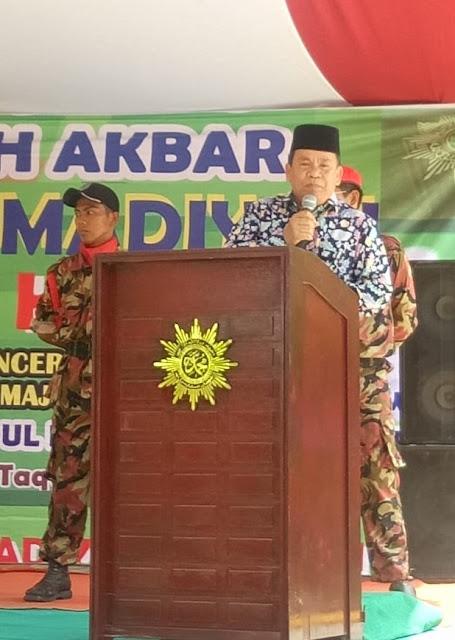 Wakil Ketua PW Muhammadiyah Sumatera Utara Dr Abdul Hakim Siagian SH MHum