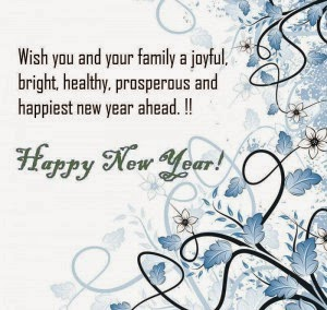 Happy New Year 2016 Greetings Card Images for Instagram