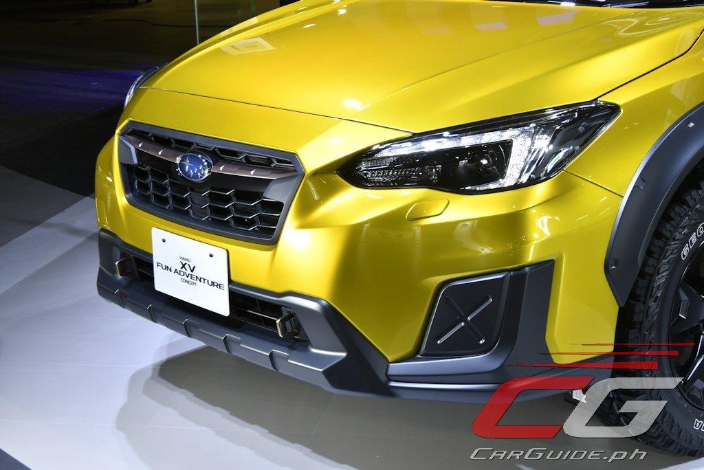 Subaru Shows How A Lifestyle Oriented 2018 Subaru Xv And