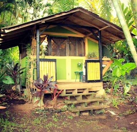 tiny cottage Hawaii