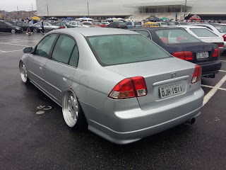civic low style