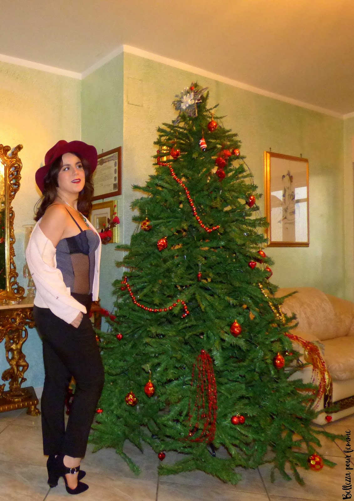 look sexy a natale