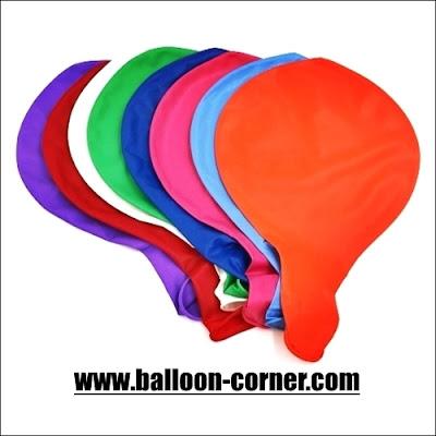 Balon Latex Doff Jumbo 32 Inch