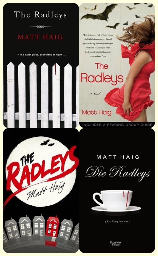 Book Review The Radleys By Matt Haig Escape In A Book