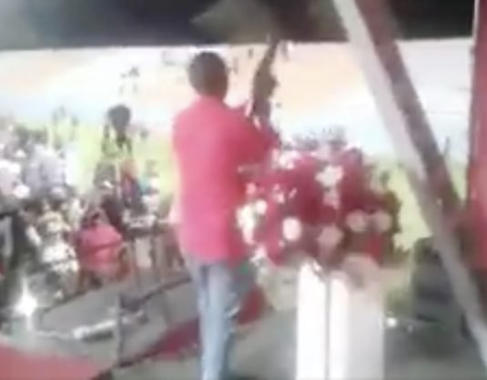 Police investigate Malema 'assault rifle' shots fired at ECONOMIC FREEDOM FIGHTER birthday bash