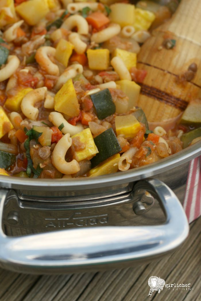 Summer Vegetable Goulash All Roads Lead To The Kitchen