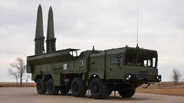 """Rusia destruye sistemas de defensa de """"enemigo"""" en Siberia"""