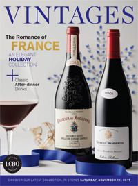 LCBO Wine Picks: November 11, 2017 VINTAGES Release