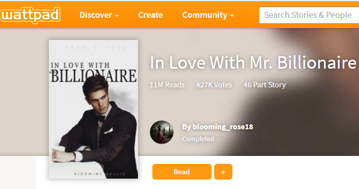 Novel Review | In Love With Mr Billionaire