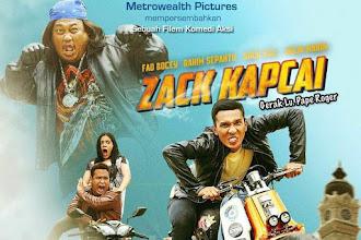 Non-Stop Gelak tengok cerita Zack Kapcai