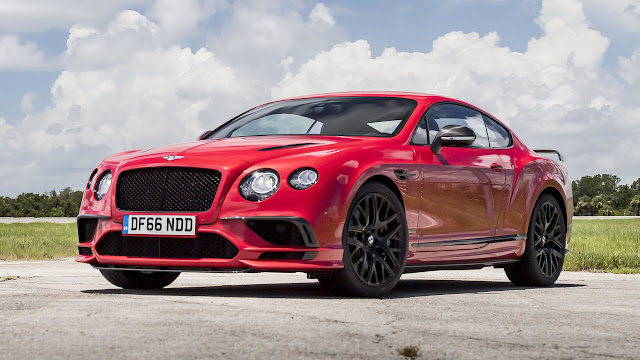 2017 Bentley Continental SuperSports from Motor1.com