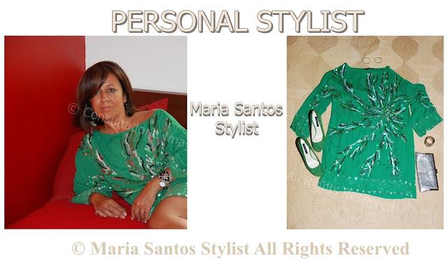Personal Stylist Portugal - Maria Santos Stylist