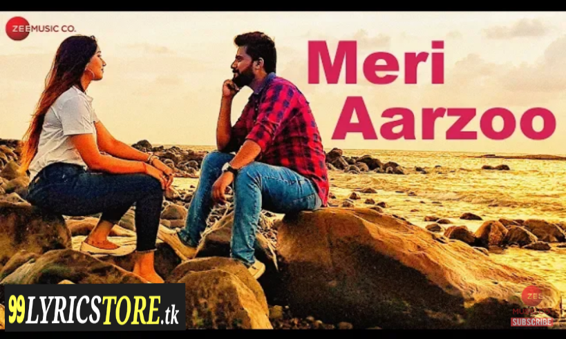 Meri Aarzoo – Lyrics | Digvijay Joshi | Rupali Gupta | Zeba Shaikh, Latest Hindi song lyrics new Album song lyrics