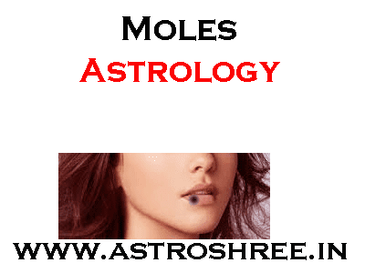moles on body and there meaning in astrology