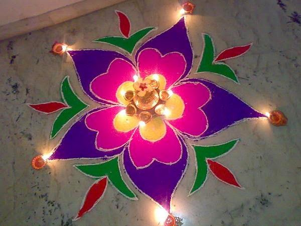 Rangoli Design Images Free Download