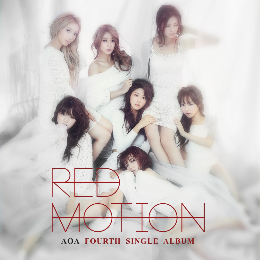 [Single] AOA – Red Motion (FLAC)