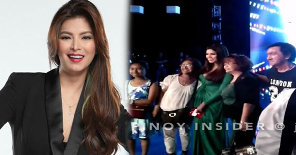 WATCH: This Is How Angel Locsin Locsin Treats Her Fans Behind The Camera!