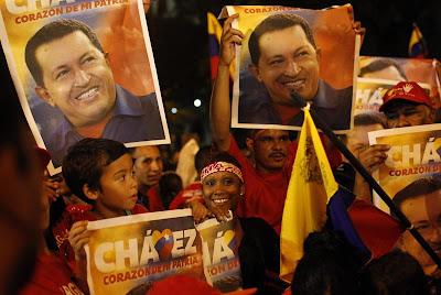 Reelección de Hugo Chávez