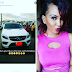 Seems ex-beauty queen, Sandra, lied about owning the Mercedez 2016 GLE
