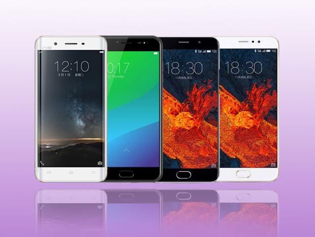 Inilah Handphone Cina Terupdate 2017 Pantas Diketahui