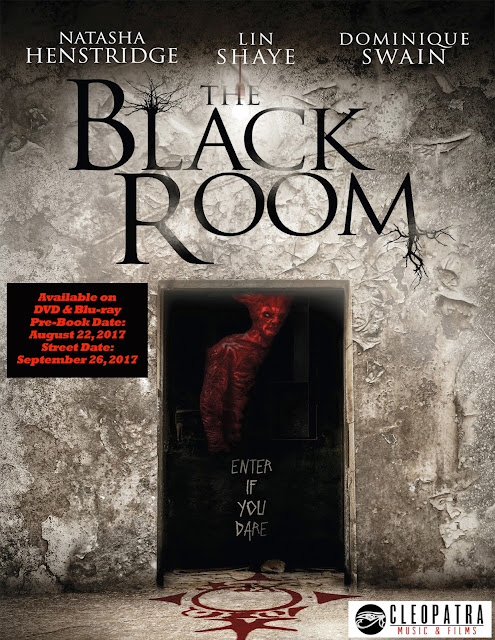 Cleopatra Music And Films To Release Writer/Director Rolfe Kanefsky's The Black Room On DVD And Blu-ray On Sept. 26