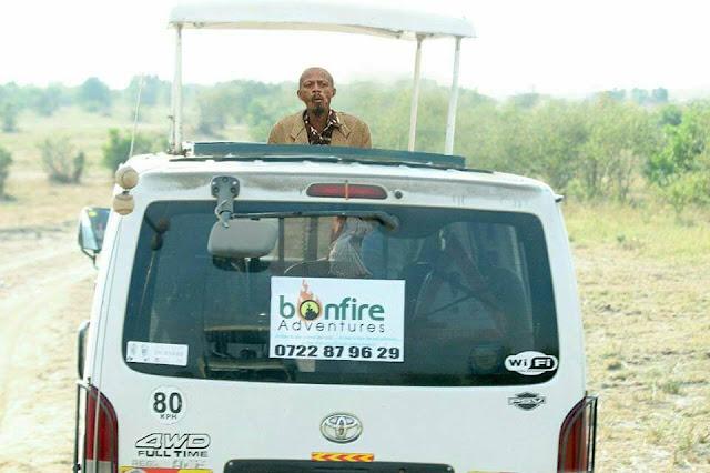 Githeri Man On Bonfire Cabin| Photo Courtesy Bonfire Adventures