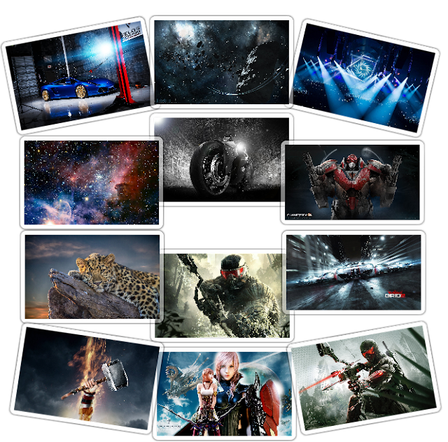 Wallpapers variados HD - Pack 59