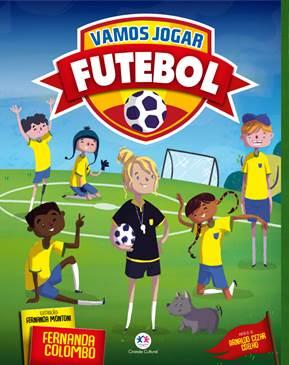 Ex-bandeirinha Fernanda Colombo lança livro sobre as regras do futebol