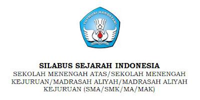 Download Silabus Sejarah SMA