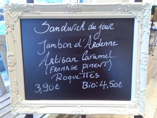 fromagerie le goût-sandwiche du jour-schaerbeek-la schaerbeekoise