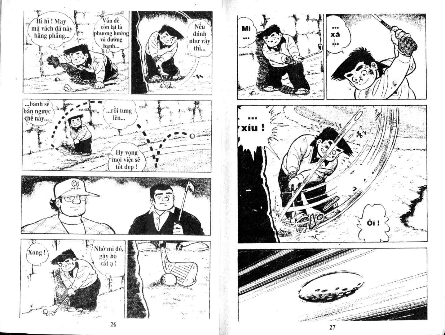 Ashita Tenki ni Naare chapter 17 trang 11