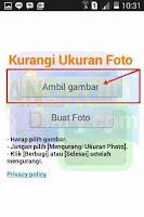 Cara merubah ukuran resolusi foto atau gambar di Android Cara Merubah Ukuran Gambar Tanpa Mengurangi Kualitas di Android