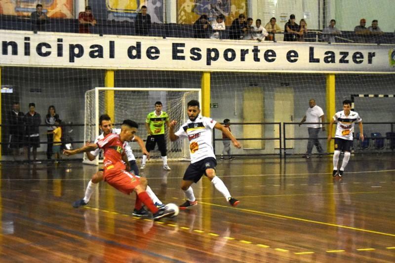 7037e3051e São José dos Pinhais Futsal busca mais equilíbrio entre defesa e ataque  para a sequência da Série Prata