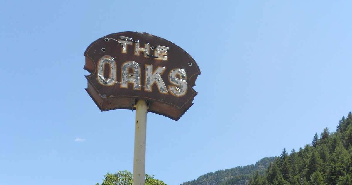 The Mystery Of Utah History The Oaks Of Ogden Canyon Began In 1903 Not 1907
