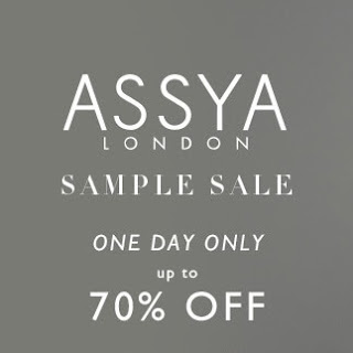 Assaya Sample Sale Jewellery Blog