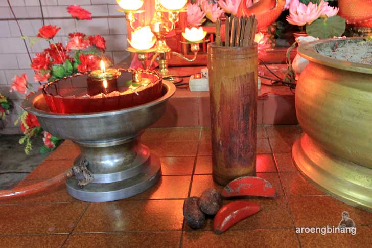vihara dewi kwan im belitung timur