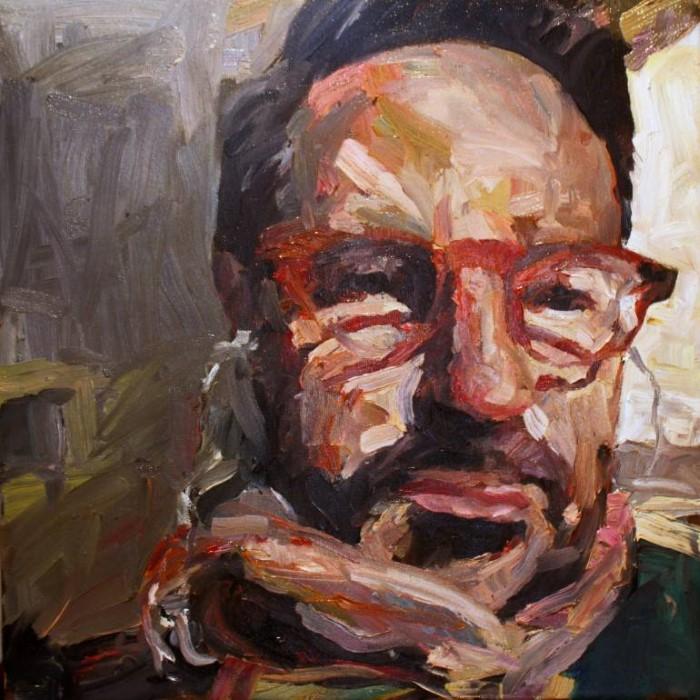 Австралийский художник. Ray Saunderson