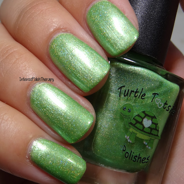Turtle Tootsie Polishes - Ghastly Ghoul